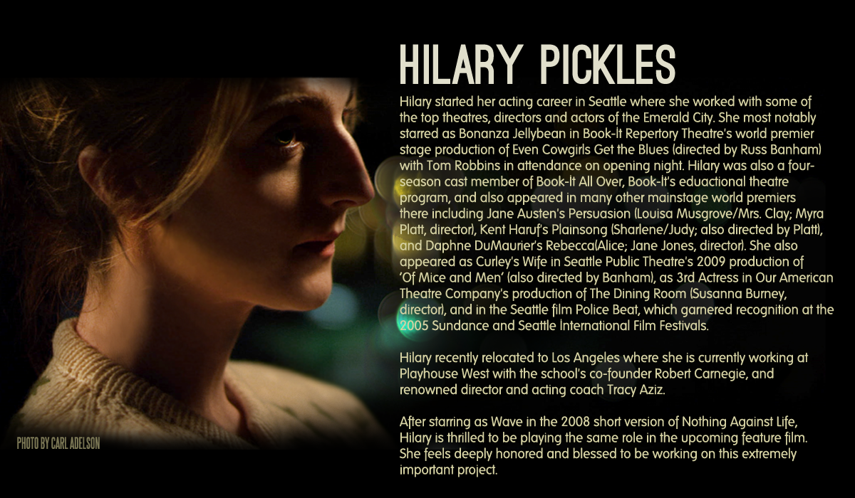 Hilary Pickles